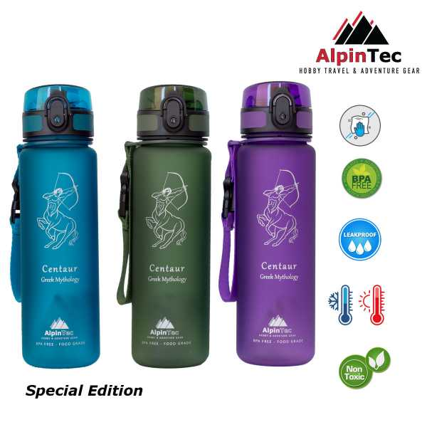 Alpintec S 500CE Bottles all11