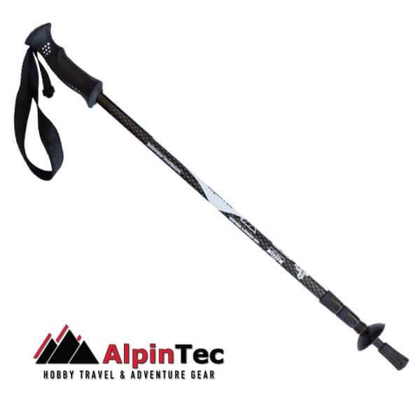 walking pole alpintec a6 black