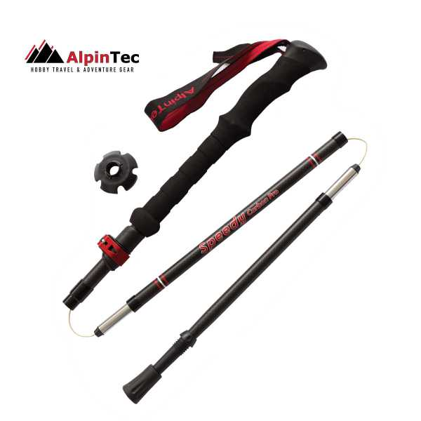 walking pole alpintecT5C80BL1