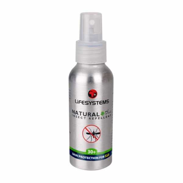 6420 natural 30 plus insect repellent spray 100ml 1