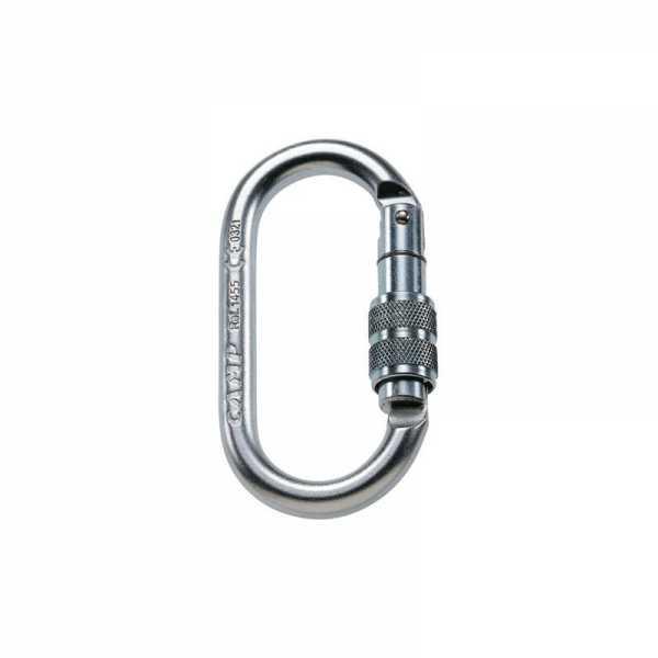 980 camp steel oval pro lock