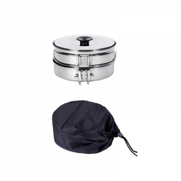 Cookware Set KingCamp Backpacker Lightweight Portable High Quality 7 Piece Cookware Set KP3914 1 800x800 01