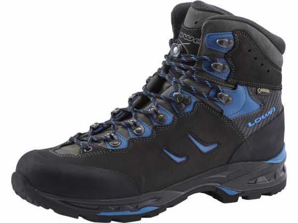 Lowa Camino GTX Trekkingschuhe Herren black blue640x480 1