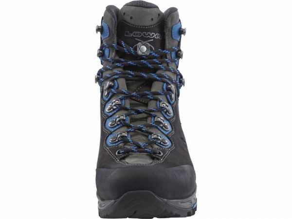 Lowa Camino GTX Trekkingschuhe Herren black blue640x480 4