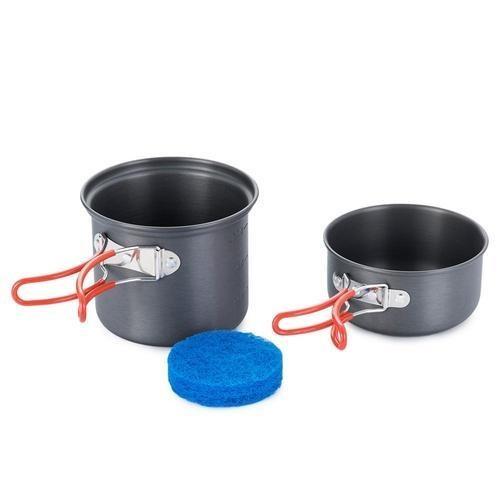 fire maple fmc 207 1 2 persons lightweight aluminium cookware set cookware 2 x700