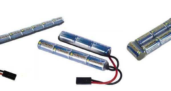 μπαταρίες - φορτιστές για airsoft