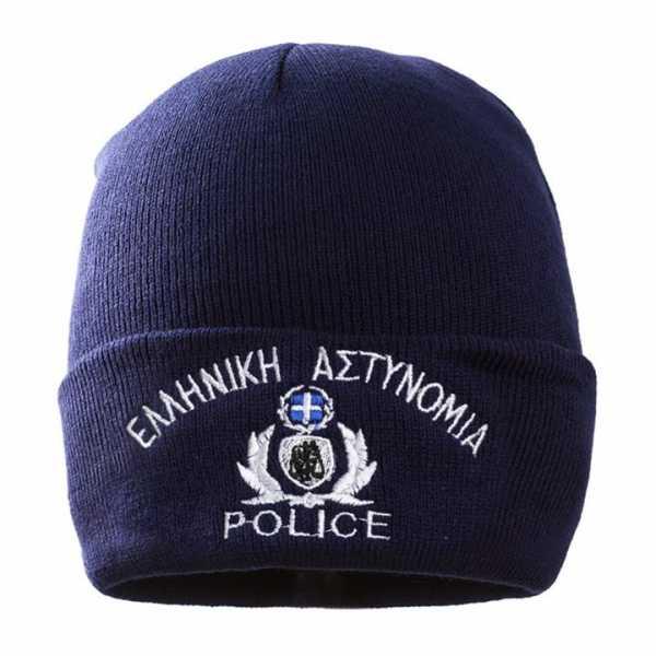 Χειμερινός εξοπλισμός αστυνομίας