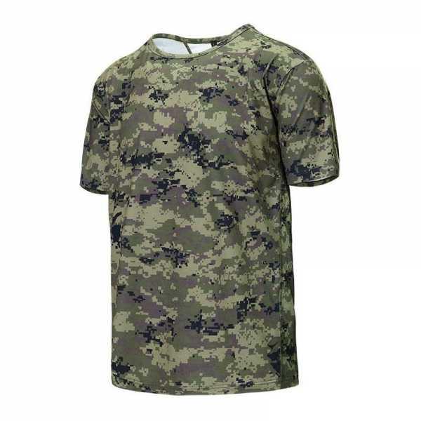 tee shirt manches courtes homme stagunt orset ss green pixel z 1808 180886
