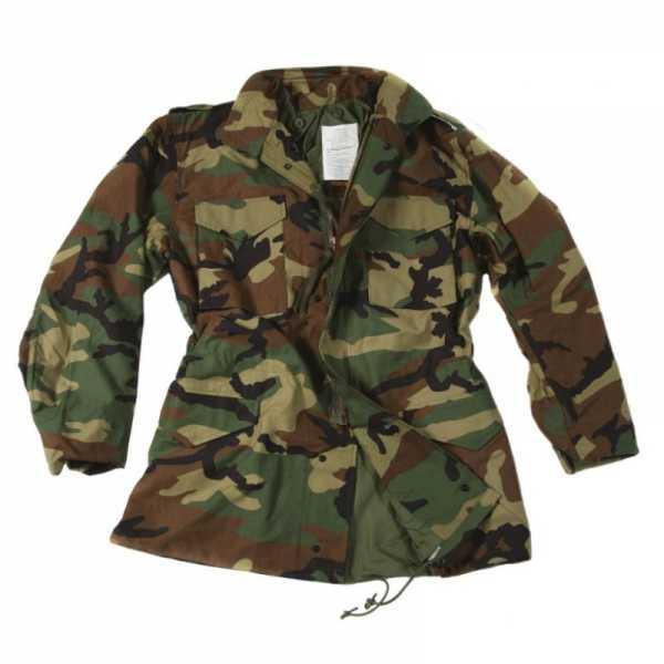 800 01 PENTAGON M65 Field Jacket