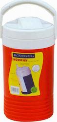 large 20200807161336 campcool snowman thermal jug red 5lt