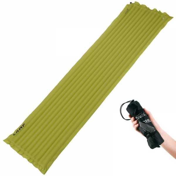 matelas essential light mat camp vert