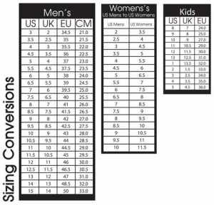 Sizing Chart 480x480