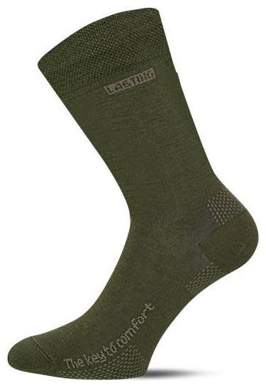 coolmax ponozky oli 620 zelena