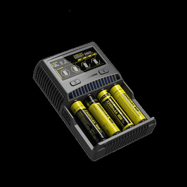 μπαταρίες & φορτιστές φακών