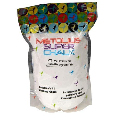 superchalk metolius 255